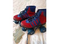 Junior roller boots size 11-12