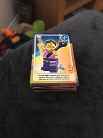 Lego cards 15p each
