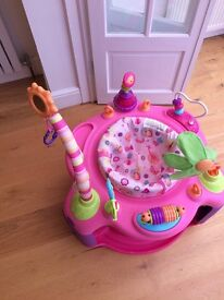 Jumperoo/Stand up station