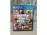 Grand Theft Auto V on PS4 Mint!