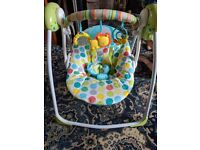 Baby chair freshly washed great condition