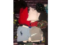 boys clothes age 6 to 8 years bundle