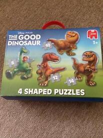 Good dinosaur puzzles