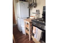 Ikea BEKVAM kitchen trolley