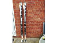 For sale, Volkl RaceTiger high performance carve skis