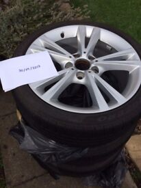 BMW 18 inch Winter Tyre + Alloy set for sale - 1 & 2 series