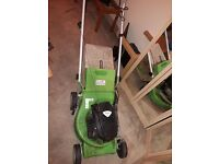 Viking petrol lawn mower