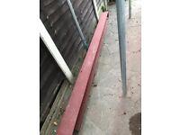Steel beam 152/152