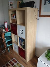 Ikea Bookcase or storage unit - collection only
