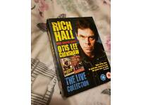rich hall live colection