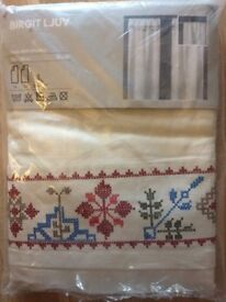 Lovely linen/viscose curtains