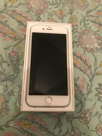 16GB iPhone 6 Silver Grade A condition