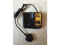 Dewalt DCB107 battery charger