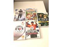 5 Nintendo Wii games