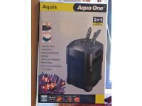 AQUA ONE AQUIS 550 EXTERNAL CANISTER FILTER