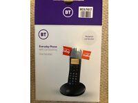 BT Everyday Cordless Digital Telephone with Call Blocker