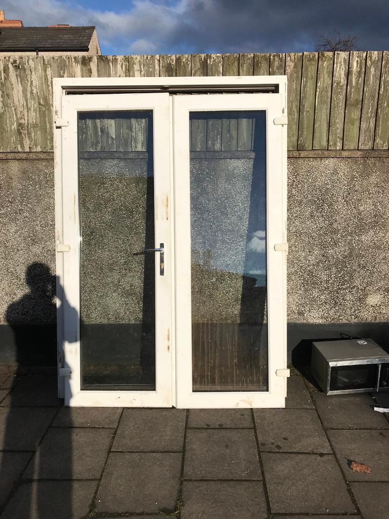 Used Upvc French Doors In Newport Gumtree