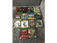 Lot of Xbox one games all mint for sale