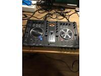 Denon mc4000 dj controller,mint cond