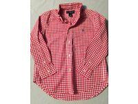 Ralph Lauren Long Sleeve Shirt 6 Years Old