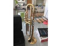 Trumpet for sale. Suit child learner.