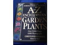 RHS books on gardening