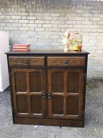 VINTAGE SIDEBOARD/CHEST/ CABINET FREE DELIVERY GOOD CONDITION 🇬🇧