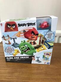 Angry Birds Sling & Smash Game