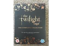 Twilight - the complete collection DVD