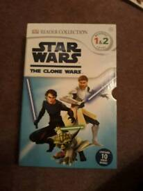Star Wars Readers Collection Level 1 & 2