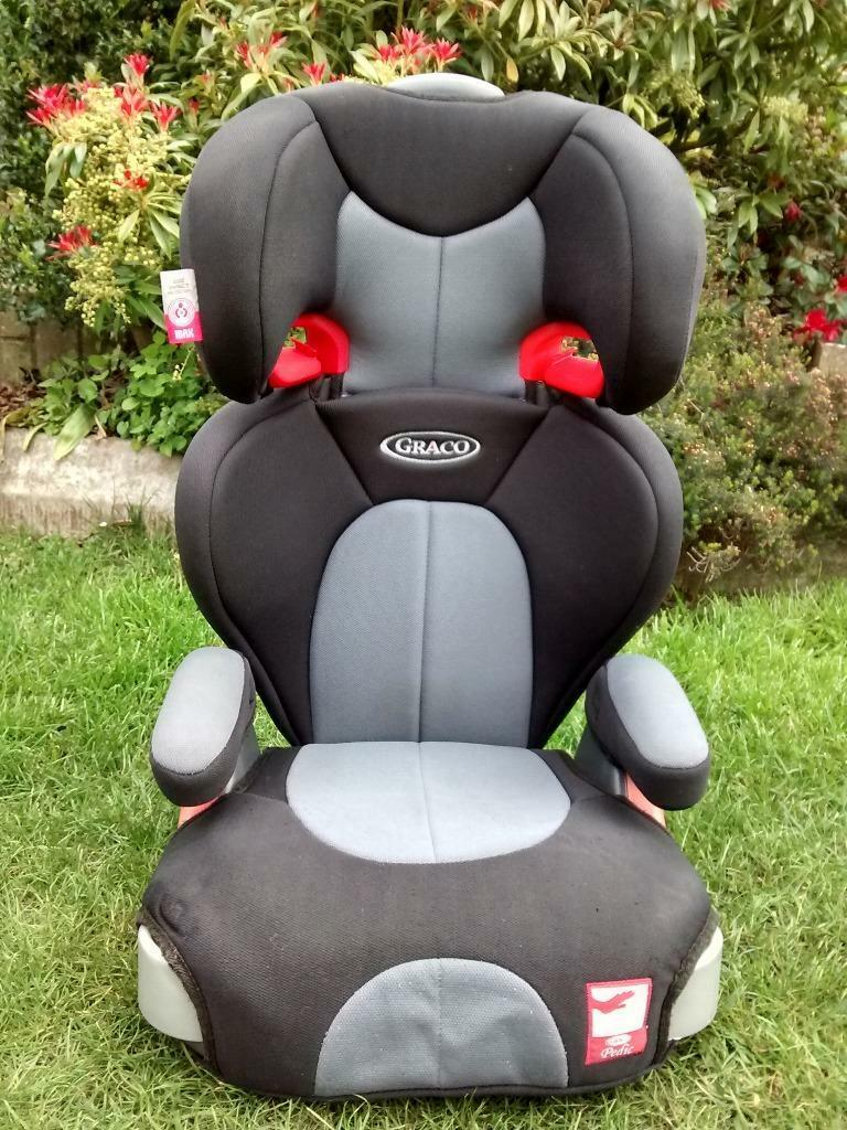 graco universal high back booster seat in banbridge county down gumtree. Black Bedroom Furniture Sets. Home Design Ideas