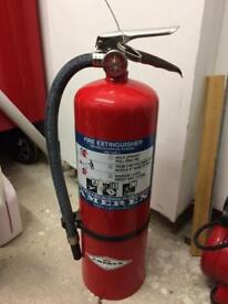 Fire extinguisher big 6kg