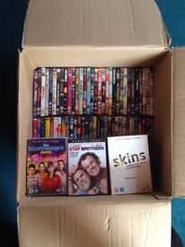 100 films, all in good condition and working