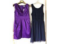 Ladies New Look dresses Size 8