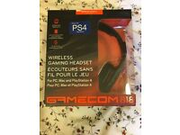 Plantronics Gamecom 818 - wireless gaming headset
