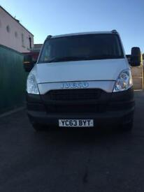 IVECO DAILY 2.3 TD 35S11 MWB 2 DR