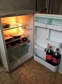 Hotpoint iced diamond larder fridge