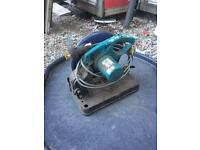 Makita metal chop saw