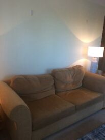 Sofa and matching chair for sale £150