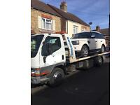CARS & VAN RECOVERY TRANSPORT SERVICES