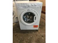 HOTPOINT 7KG WASHING MACHINE WITH FAST WASH ...FREE LOCAL DELIVERY