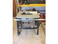 Table saw 12 inch