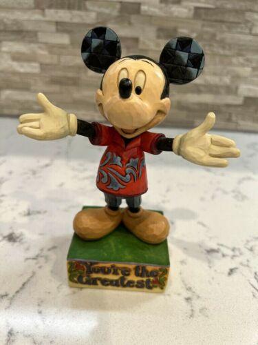 "Jim Shore Disney Traditions ""You"