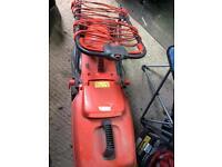 Flymo Lawnmower-free