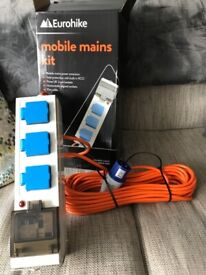 mobile mains kit