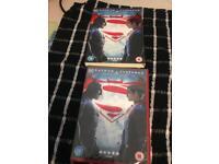 DVD batman v superman dawn of justice