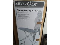 Complete ironing station