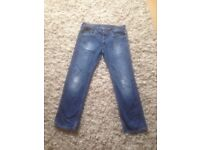 Tommy hilfiger and Levi Strauss jeans (Both size 36)
