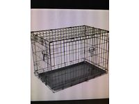 Savic XL dog cage in excellent condition
