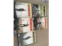 Walking dead dvd series 2-6